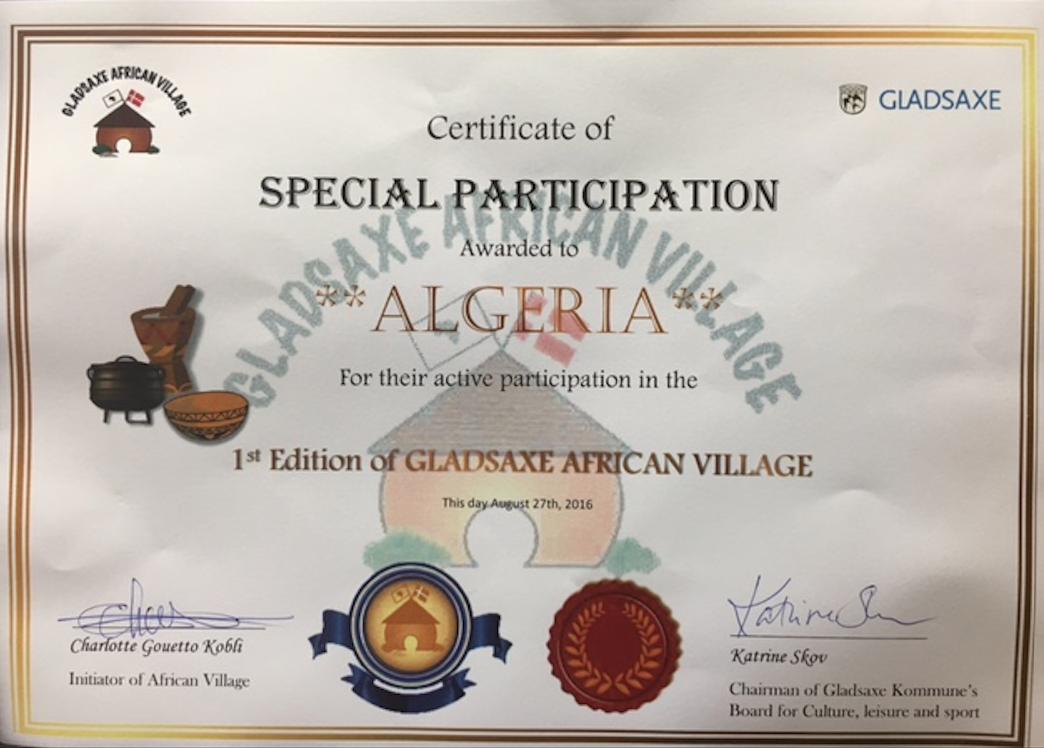 GALDSAXE AFRICAN VILLAGE